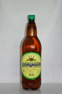 "Светлое пиво ""Алтунинъ"""
