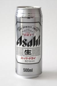 Пиво светлое «Asahi Super Dry»