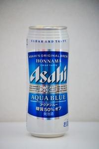 Пиво «Asahi Aqua Blue»