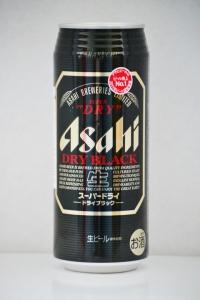 Пиво тёмное «Asahi Dry Black»